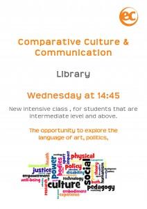 Comparative Culture & Communication
