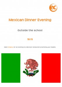 mexico dinner