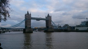 Tower of London in the afternoon