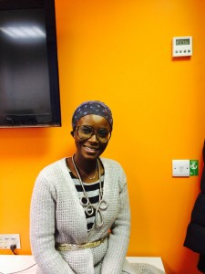 Fatoumata Sow, Academic Year English Course Student