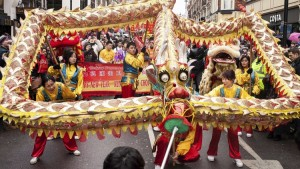 Chinese New Year and some reading practice for IELTS course in London
