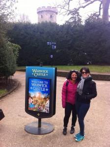 Niva and Lilian, ESOL in London