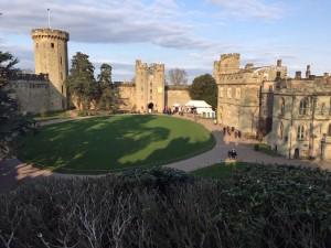 Warwick Castle, ESOL in London
