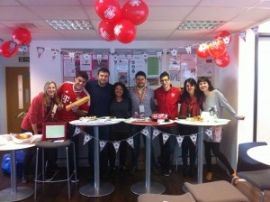 Red Nose Day, ESOL in London