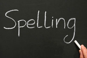 spelling differences, ESOL in London