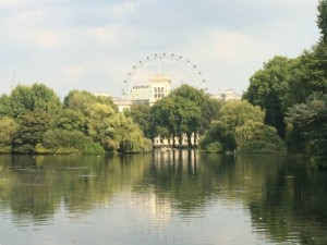 St James's Park, ESOL in London