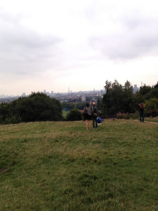 Enjoy a saturday on Hampstead Heath for a picnic with friends or a nice walk
