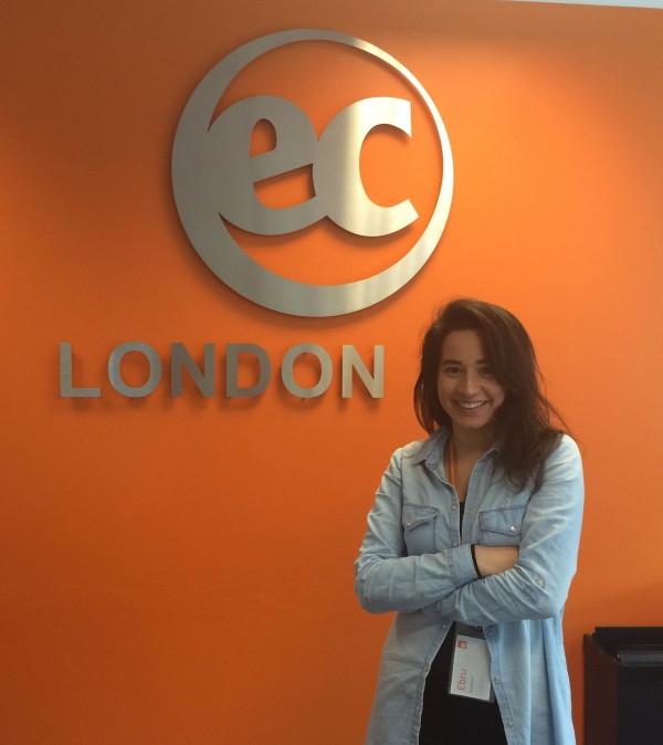Ebru – Academic Intern at EC London Language Centre