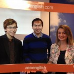 Giovani shares his experience at EC London school of English