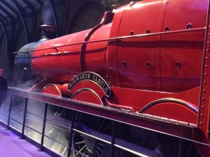 Harry Potter tour with EC English school in the UK