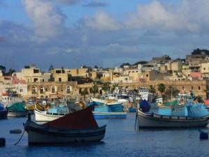 Marsaxlokk Harbour