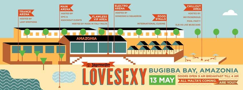 Lovesexy malta