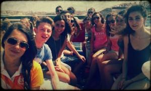 Juniors Harbour Cruise