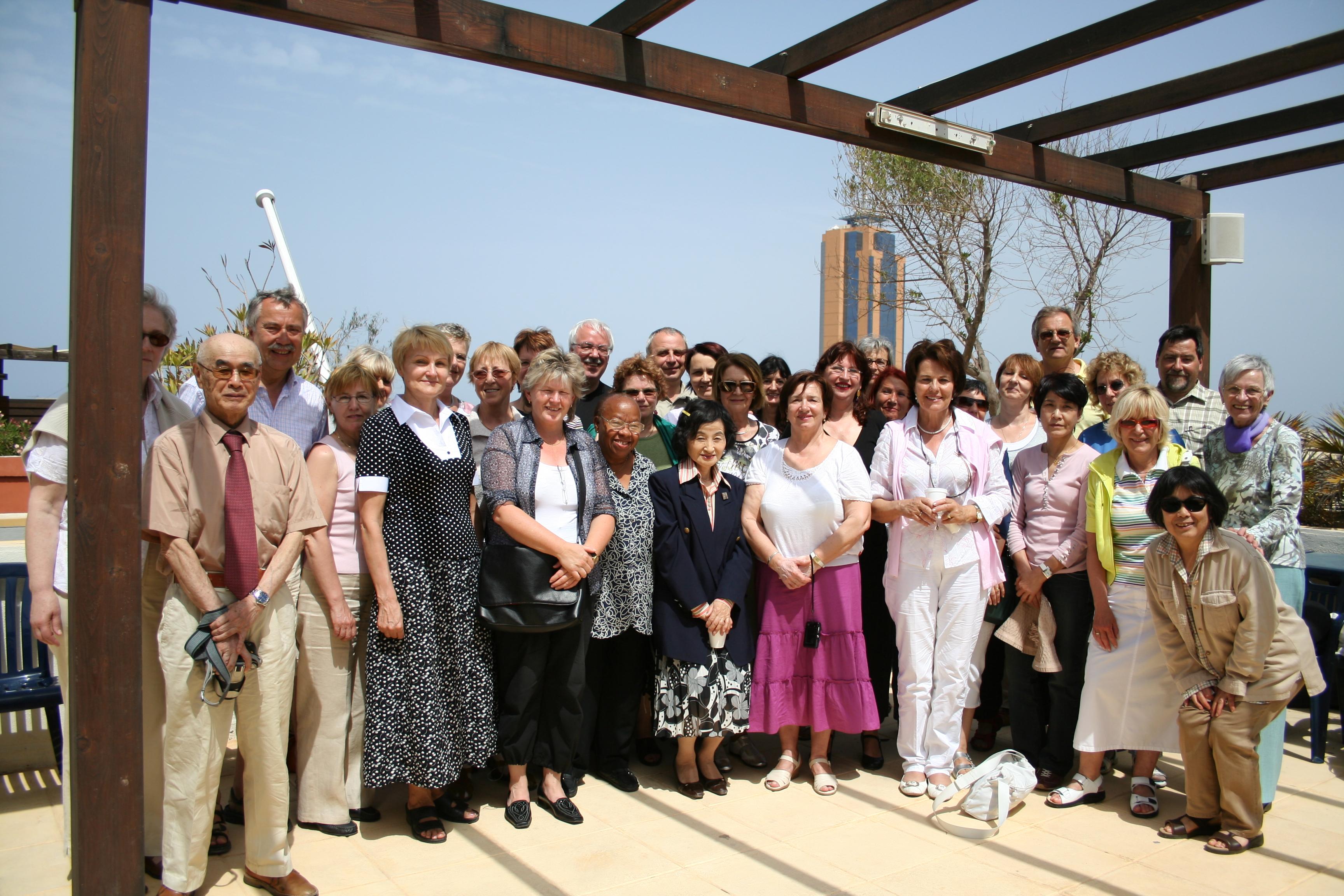 EC Malta Club 50+ Programme