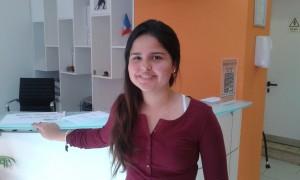 EC Malta Language School Student Maria Camila Ariza