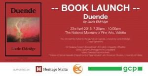 Book Launch! By EC Malta Language School Teacher Lizzie Eldridge