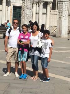 Homestay Malta: Family Sullivan