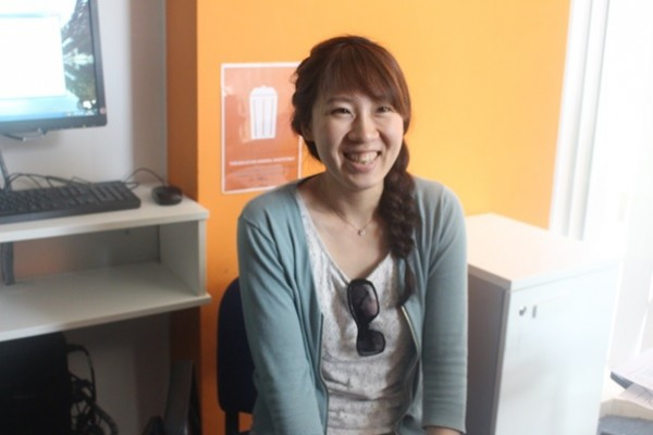 Yuko Masaki - learning English in Malta is Fun with EC!