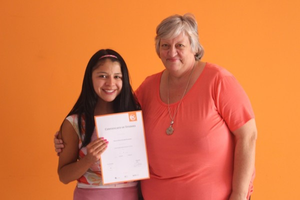 Diana - study English in Malta with EC!