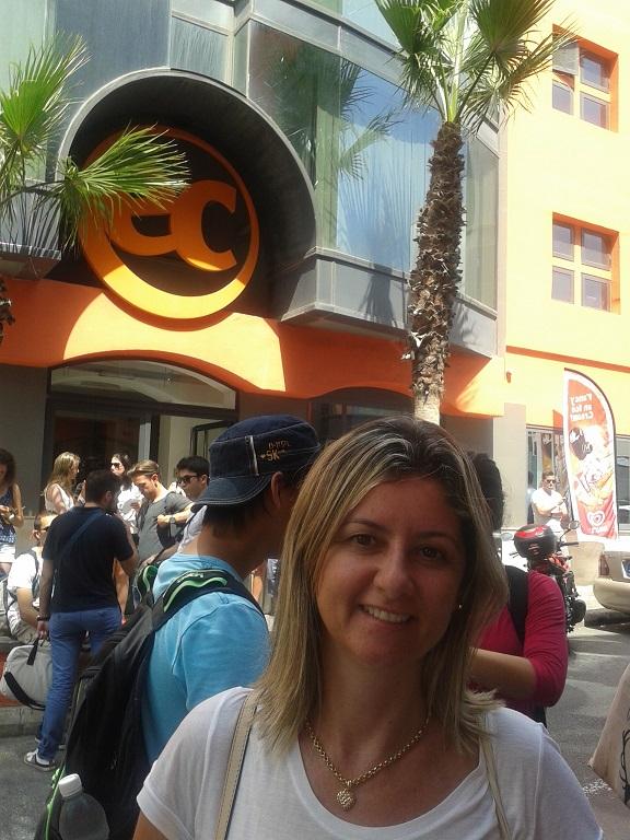 EC Malta Student Testimonial, Gisele from Brazil
