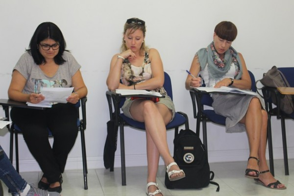 Career Worskhop at EC Malta Language School