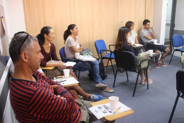 Free English lesson activities at EC Malta Language School