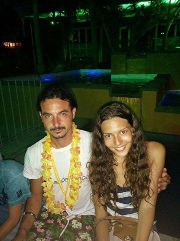 Eva from Russia enjoyed her English Classes in Malta