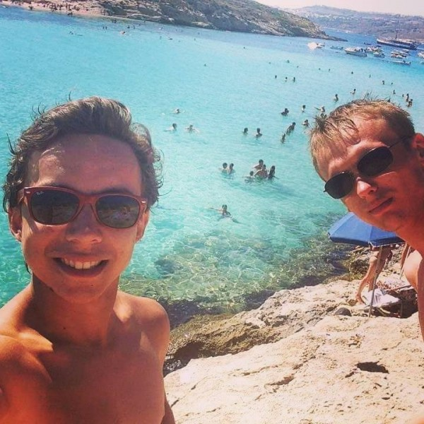 EC English School Malta student visits Comino