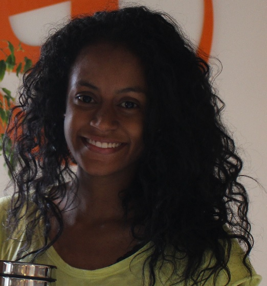 Caroll Daniela Rios Mercado from Colombia is learning in Malta with EC