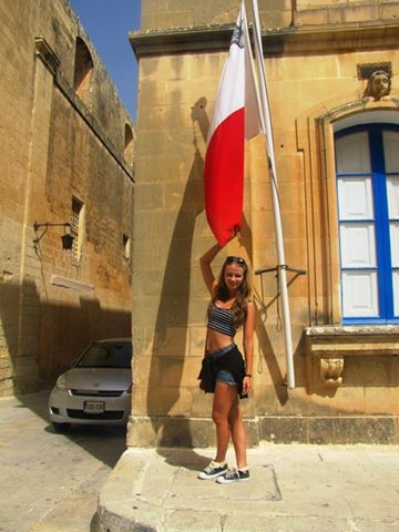 Russian student chose EC to Learn English in Malta