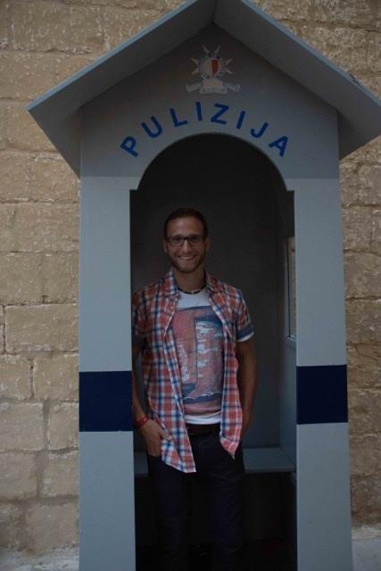 German student says EC Malta teachers are very motivated