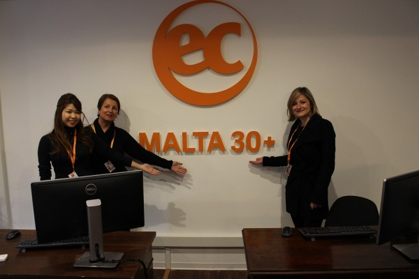 EC Malta opens centre for Adult English Courses