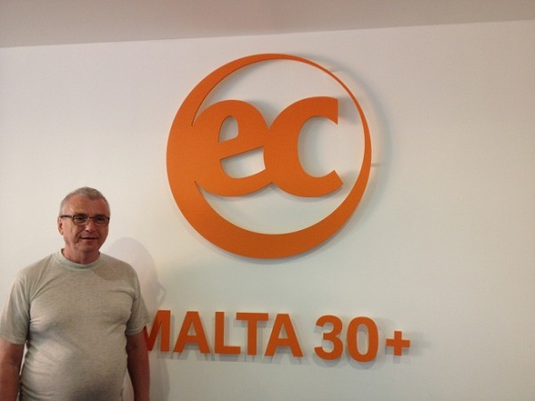 Learn English in Malta with EC!