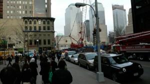 """Ground Zero is """"under construction"""""""