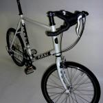Amadou's bike