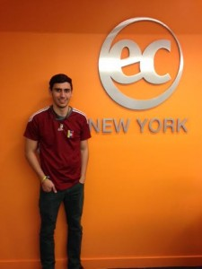 Michael Rivero's testimonial, EC English, New York