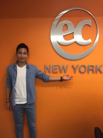 """Jiho """"Jason"""" Chae - EC is an ESL New York Learning Center"""