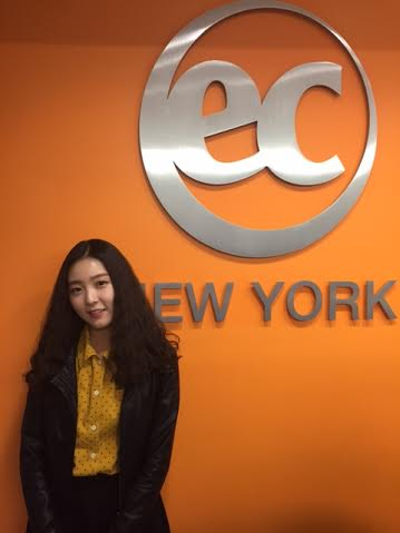 Minnie - EC New York English School ambassador