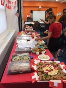 International Food Festival at EC New York English Center