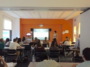 September's AY Lecture at EC New York English Centre