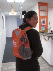 The EC Backpack