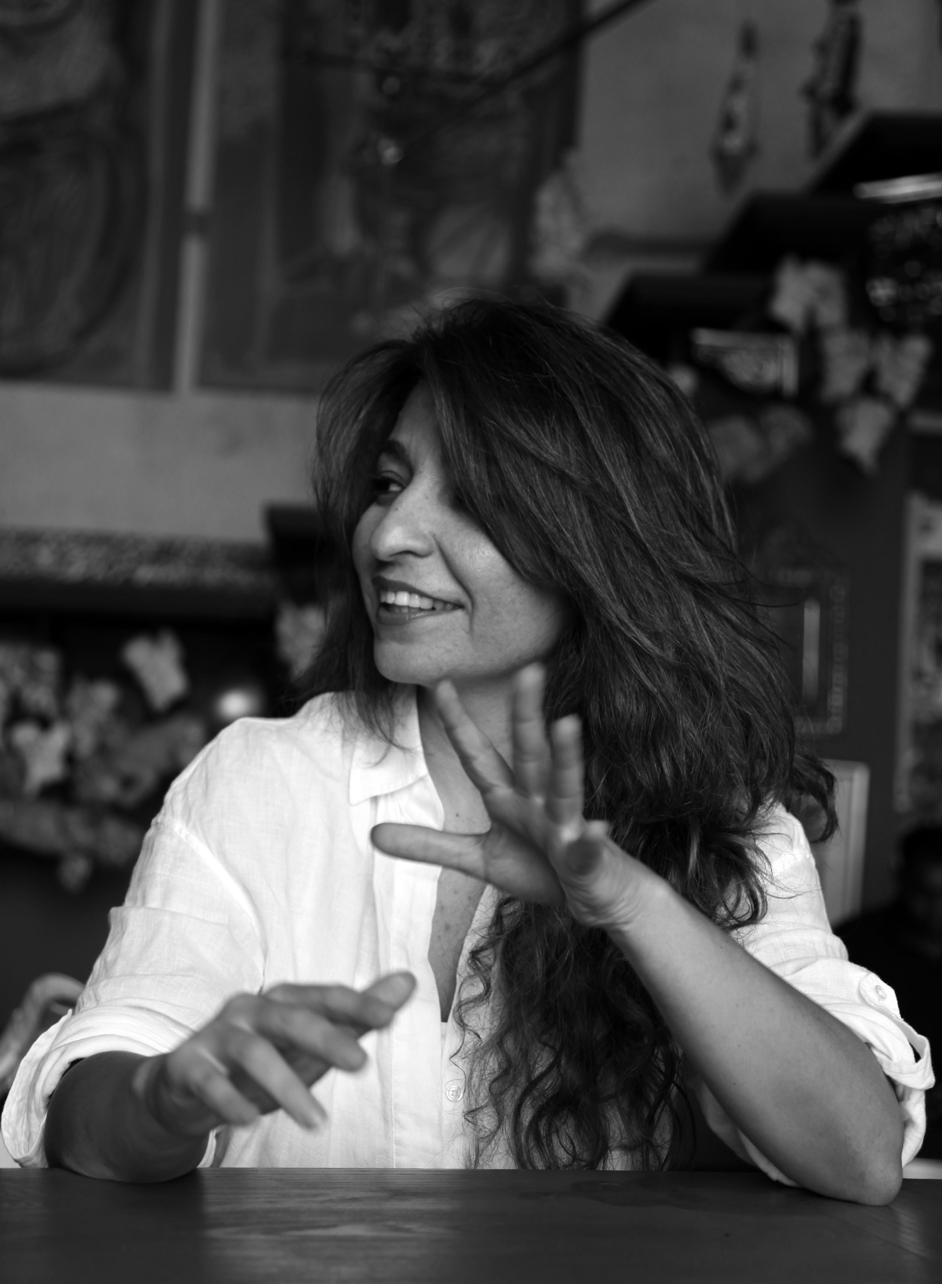 Author Nazli Ghassemi
