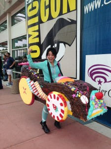 Comic Con Blog 1