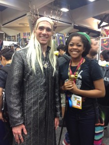 Comic Con Blog 2