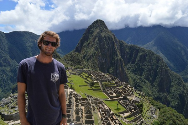 EC San Diego English School welcomes Tyler Runsten