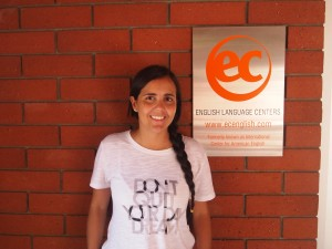 Why I Love to Learn English at EC San Diego - Desiree