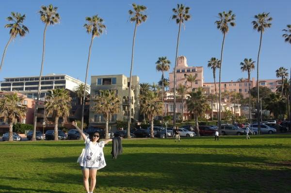 San Diego English School Intern Youjin Park
