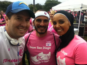 EC San Diego English Center makes strides for cancer