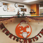The holiday cheer is in full effect at EC San Diego.
