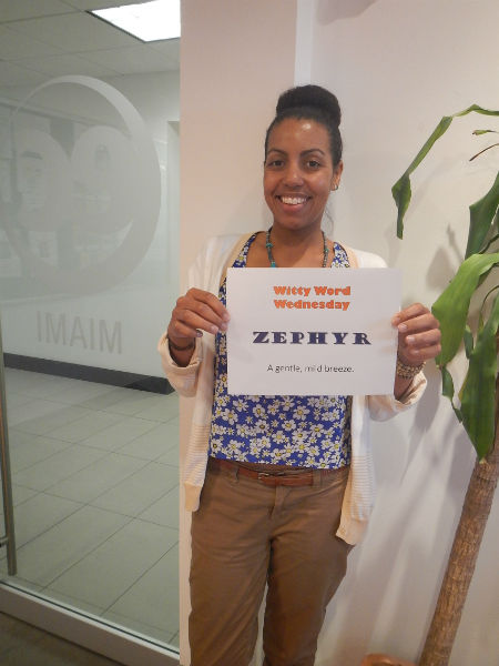 Witty Word Wednesday - English courses in Miami for international students